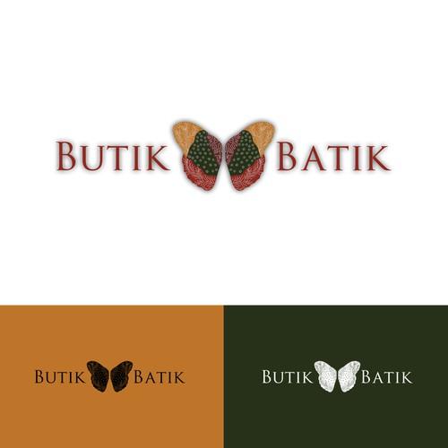 Butik Batik Logo Concept For Butik Batik Djogja