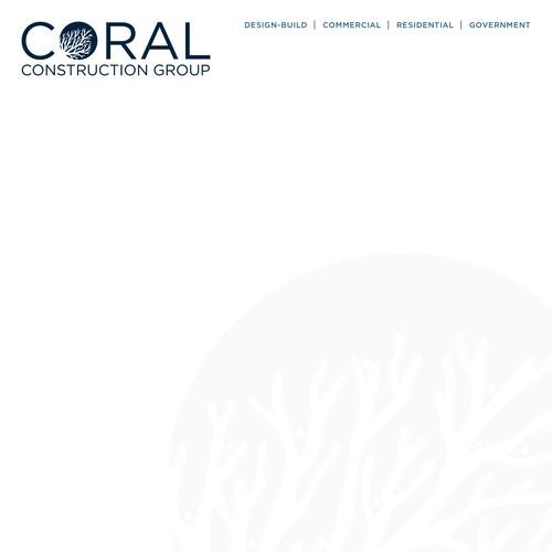 Coral Construction Group Letterhead