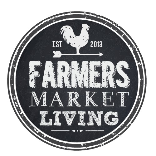 Farmers Market Living needs a new logo