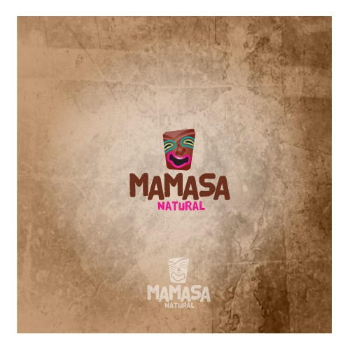 logo for Mamasa Natural