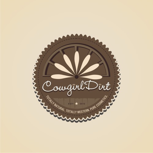 New logo needed for Cowgirl Dirt!