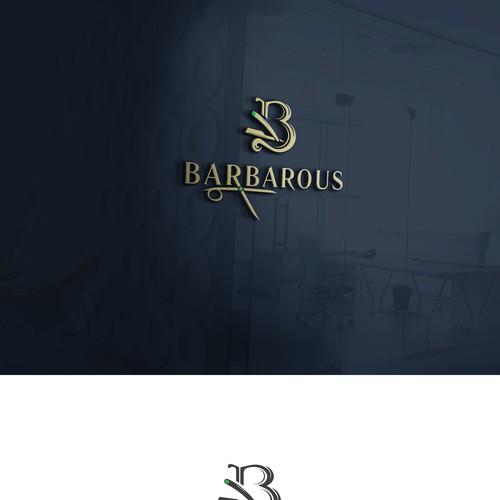 Logo Barbarous
