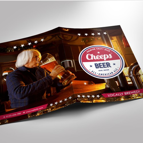 Folder Design for Beer Industry