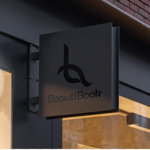 Minimal Logo for Booking Salons