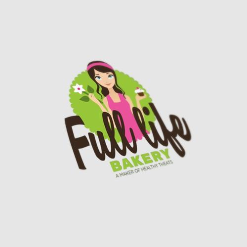 Full life bakery Logo