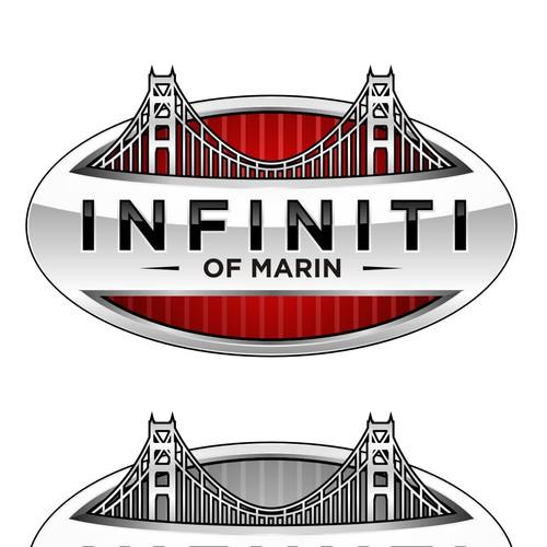 INFINITI Of MARIN Logo