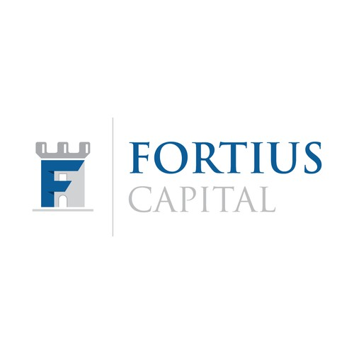 Logo concept for Fortius Capital