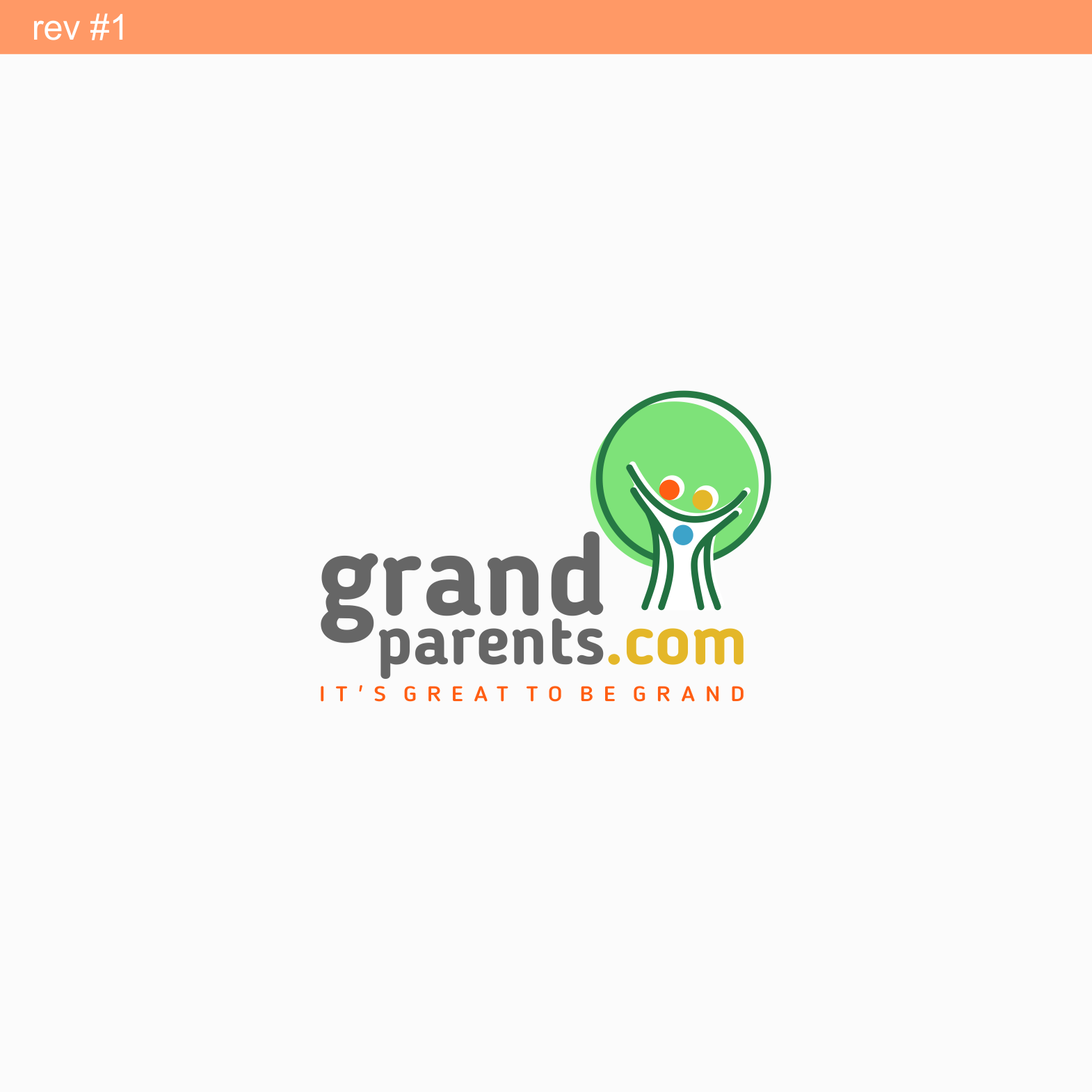 Grandparents.com needs a modern and clean new look