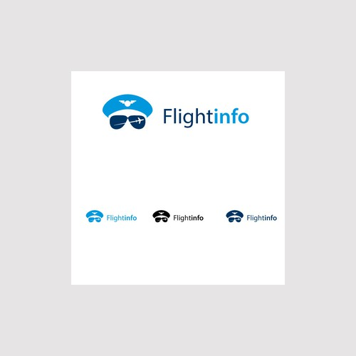 Flights app logo