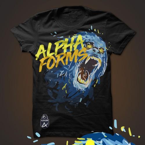 Alphaforms