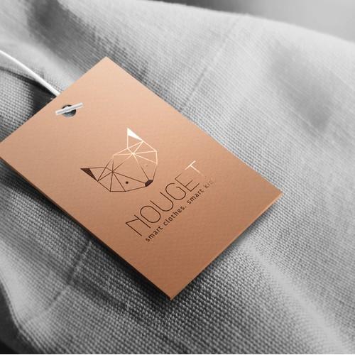 Logo for Smart Kids Clothing