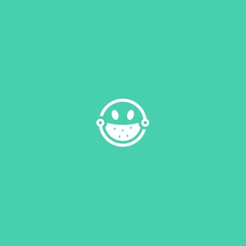 Watermelon IT Logo Design
