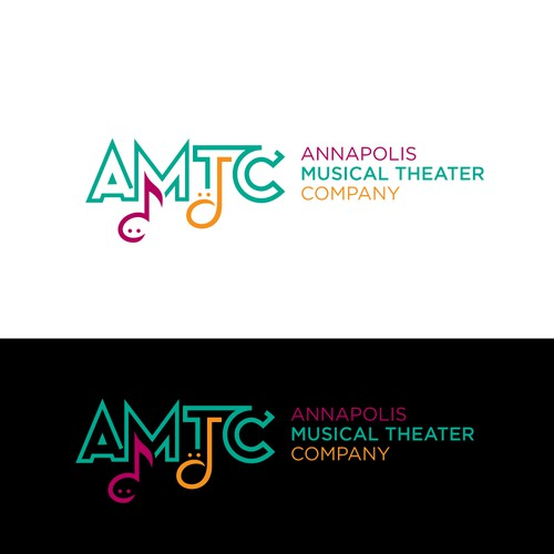 Logo for musical theater
