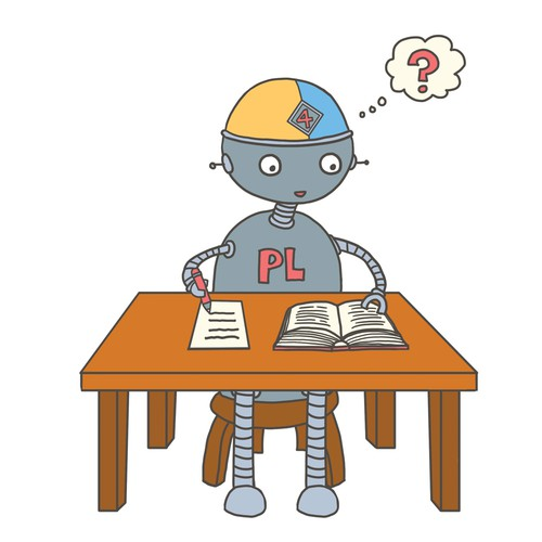 Robot learning and thinking