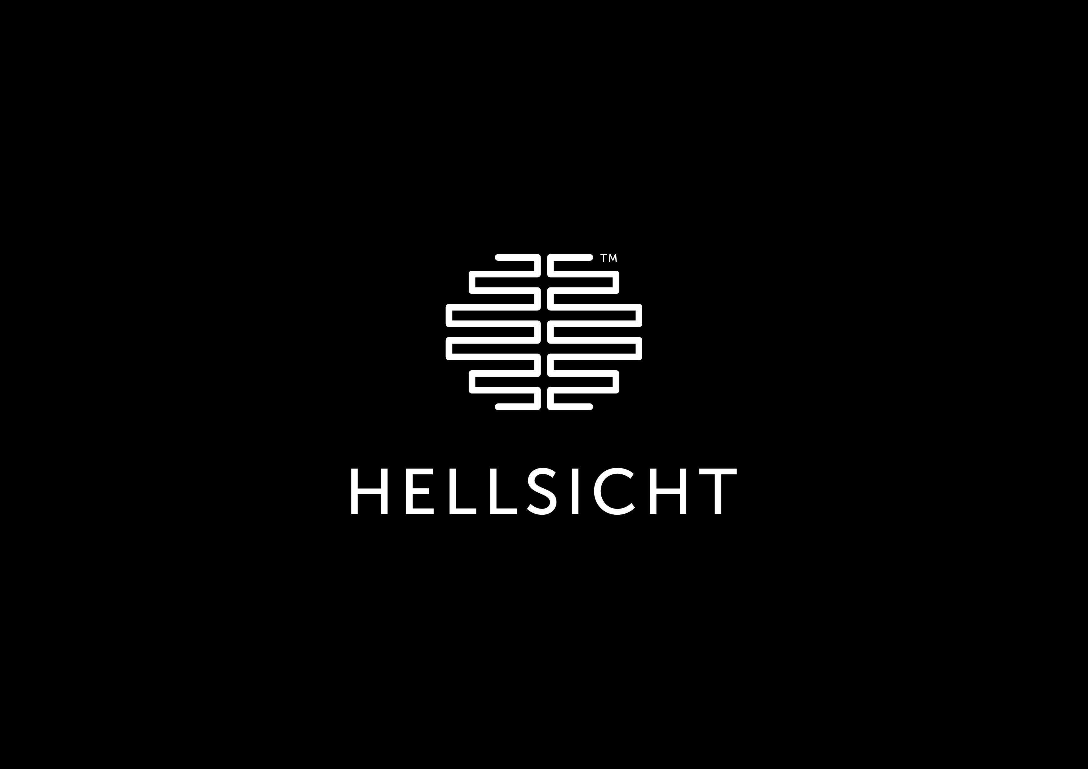 Hellsicht Logo Design