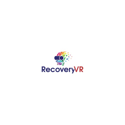 VR training program logo