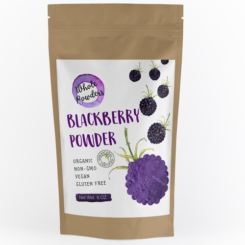 Plackberry Powder