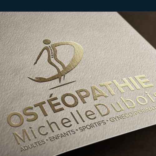 osteopthic clinic - branding