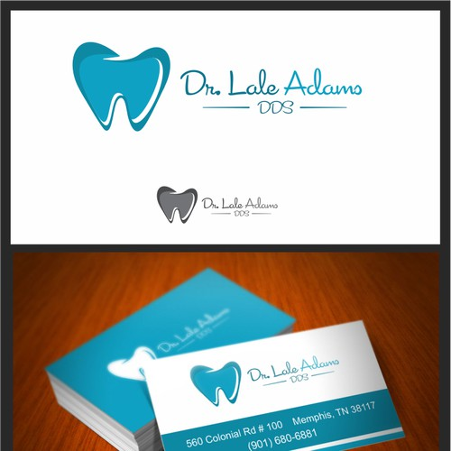 Create the next logo for Dr. Lale Adams, DDS
