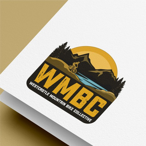 logo for the Westcastle Mountain Bike Collective