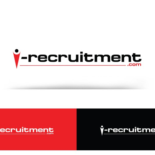Modern Logo for start up Recruitment Company - will lead the industry with technology to offer simpl