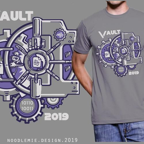 Vanco Vault T-shirt