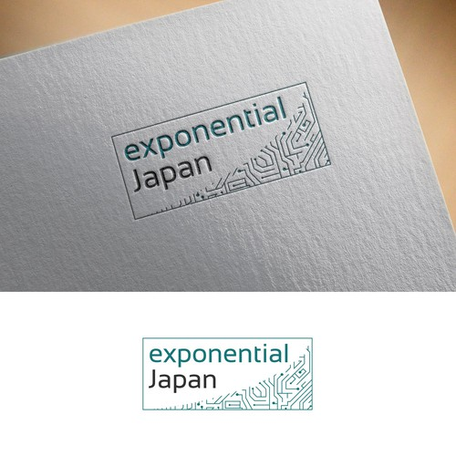 Logo for exponential Japan