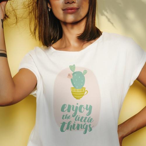 T-shirt Design   Textile Print   Illustration