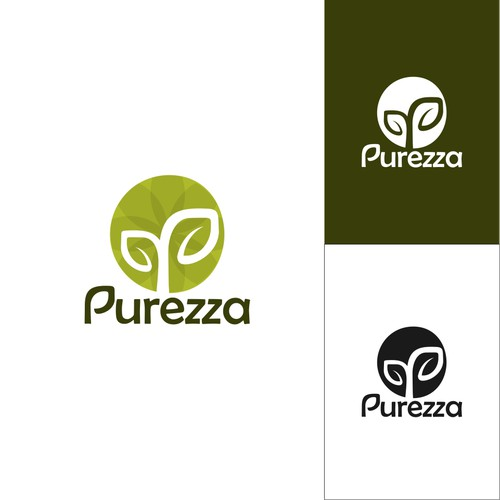 Purezza logotipo