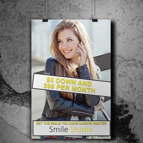 Smile Studio Poster