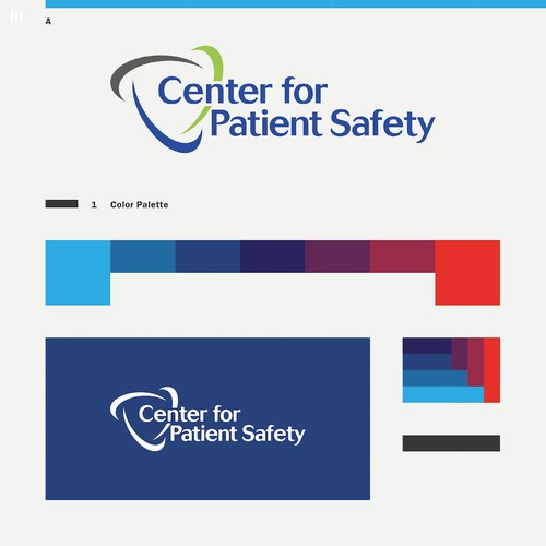 Center for Patient Safety Moodboard