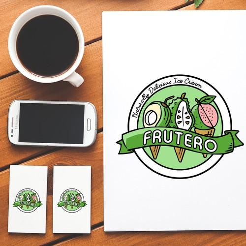 Frutero Logo Entry