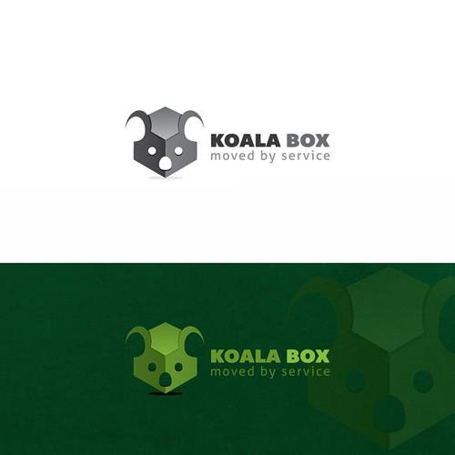 Logo for Koala Box
