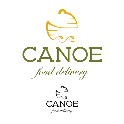 Canoe food delivery