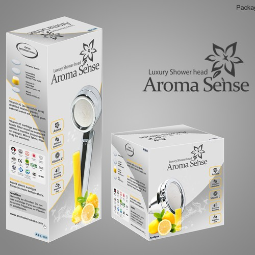 Packaging for Spa Company