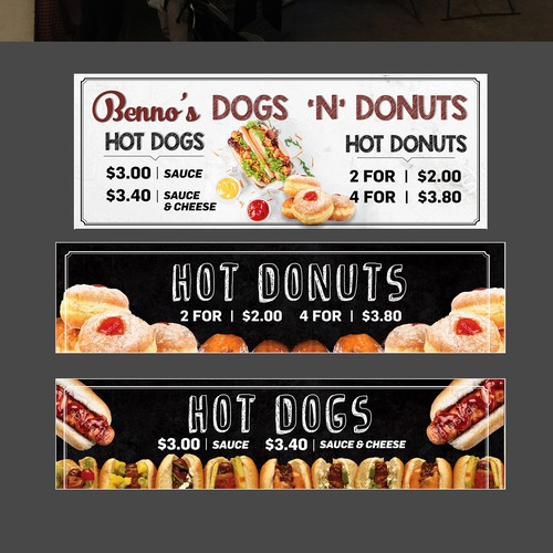 DOG AND DONUTS