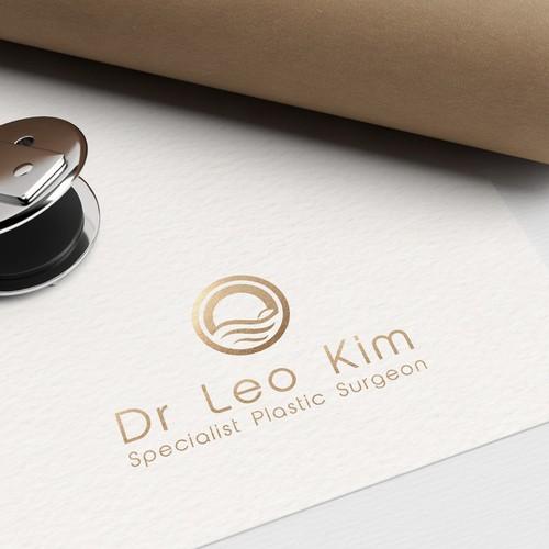 Logo concept for Dr Leo Kim