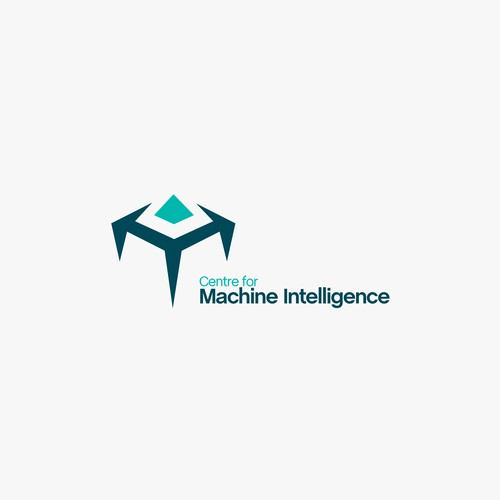 Artificial Intelligence logo concept