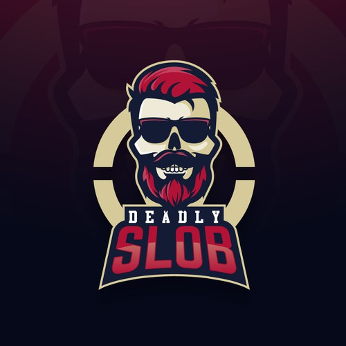 Logo design for a twitch channel