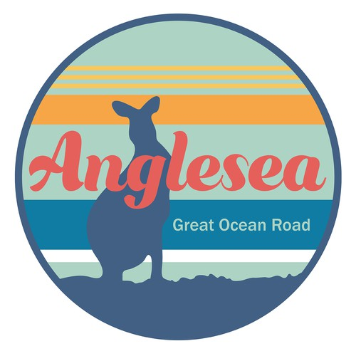 Sticker for Anglesea