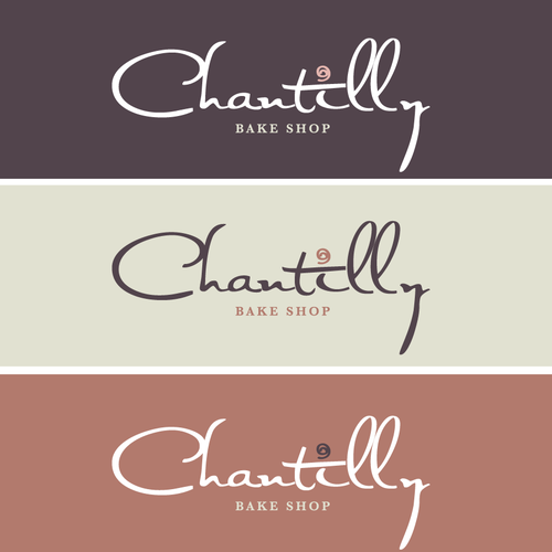 Chantilly Bake Shop Logo
