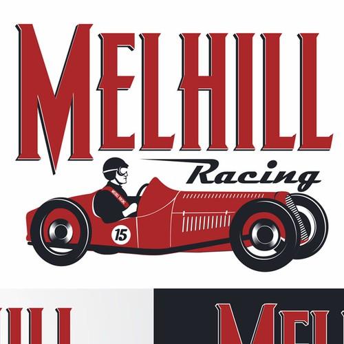 Melhill Racing needs a LOGO