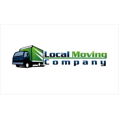 Logo for a Moving Company