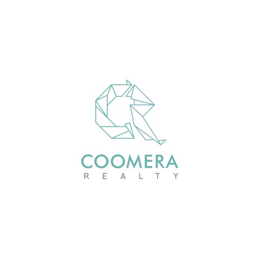 initials logo for Coomera Realty