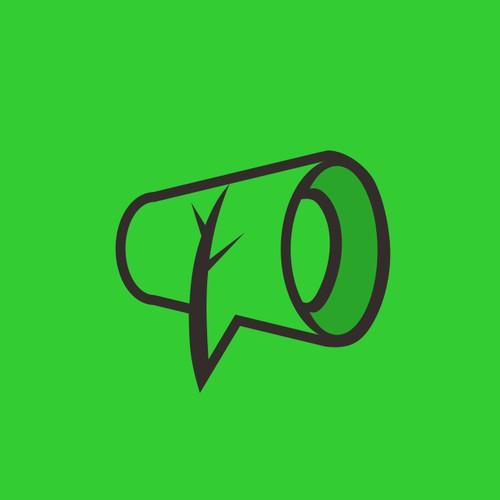 motivate green logo