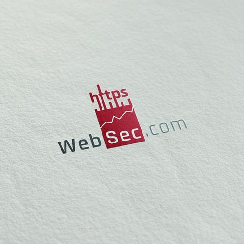Logo concept for SSL scan service