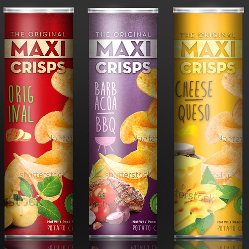 Maxi Crisps