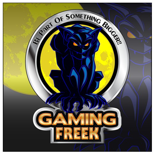 Create the next logo for Freek Gaming