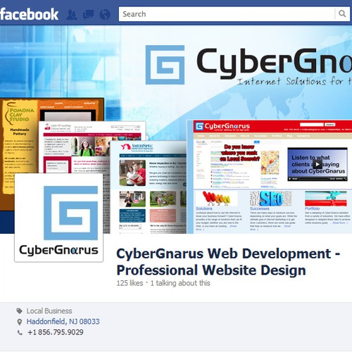 Create a winning Facebook cover page