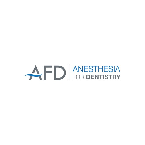 Logo for Dental Anesthesia.